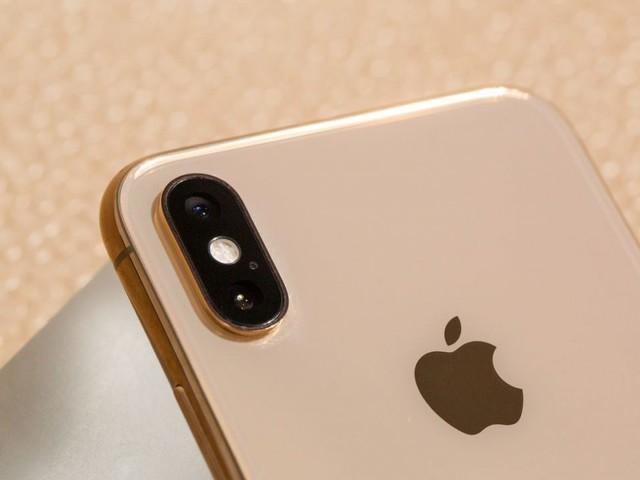L'iPhone XS capture d'avantage d'éléments qu'un iPhone X avec l'appareil photo