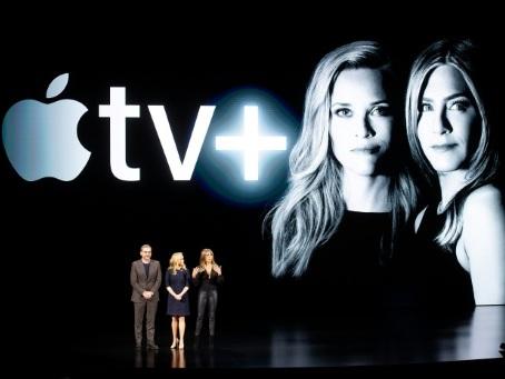 Apple TV+, dernière née dans l'univers de la marque à la pomme