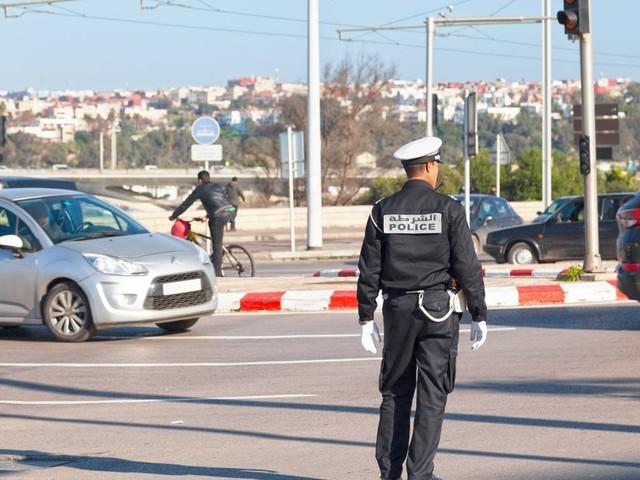 Rabat: Arrestation d'un chauffard recherché après un délit de fuite