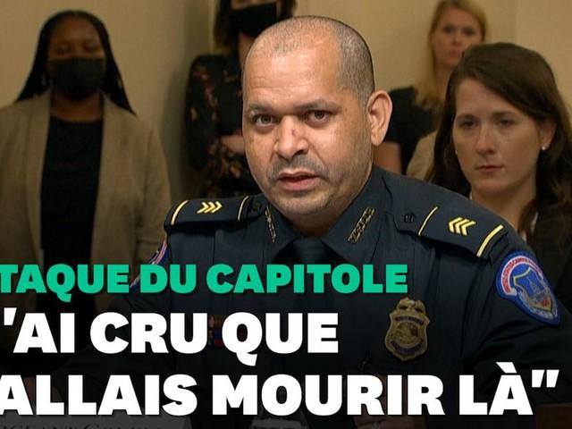 Attaque du Capitole: des policiers témoignent de la violence de l'assaut