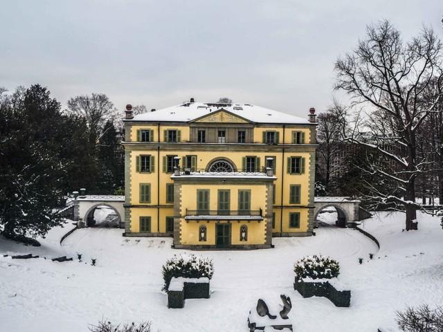 Visiter Lausanne sous la neige