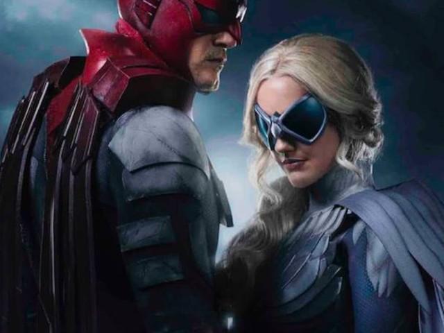 Titans : Une première image officielle pour Hawk et Dove !
