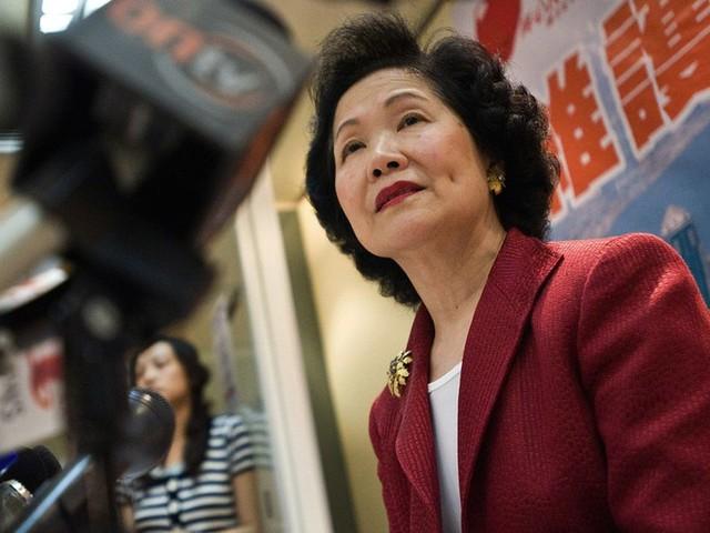 Anson Chan: «A Hong Kong, il y a un sentiment de désespoir chez les jeunes qui est très dangereux»