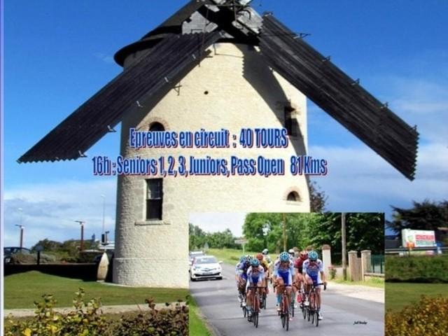 Le jeudi 16 août 2018 à Aternay (45), Prix de la Libération? 1,2,3,Junior et Pass cyclisme Open, organisé par le Cercle Gambetta Orléans Loiret - Circuit en ville 45 tours soit 81km00 - les engagés - (JEROME DELAFOY)