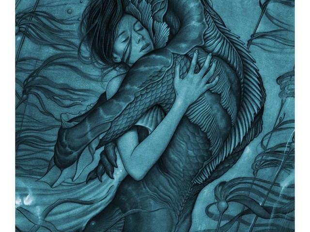 The Shape of Water : la bande-annonce du nouveau Del Toro