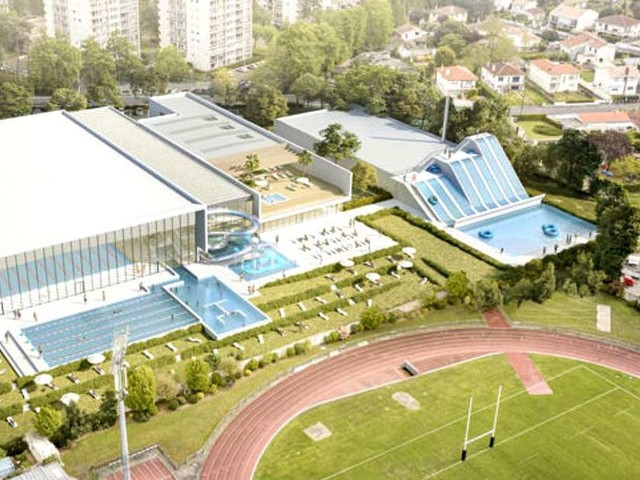 Mérignac : la Région vote une subvention de 3 millions pour le stade nautique