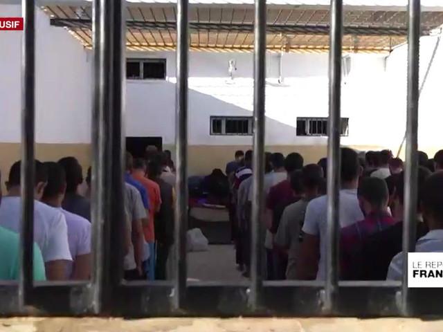 Libye : reportage exclusif dans la prison de haute sécurité de Guernada