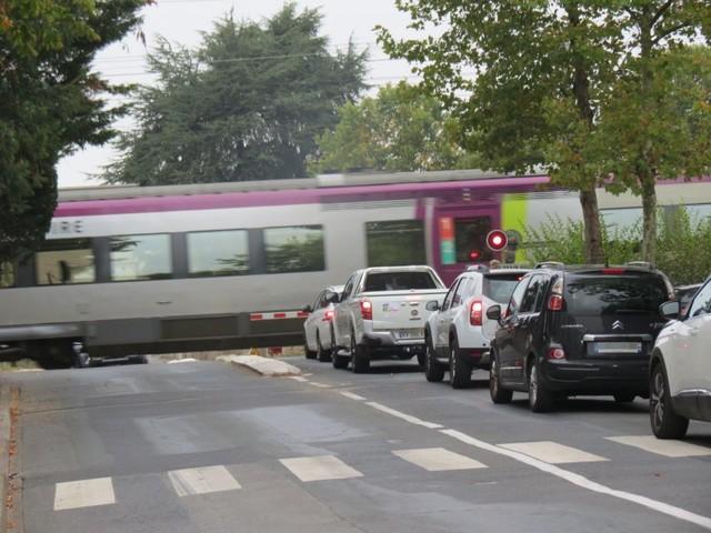 A Clisson, le passage à niveau de la gare fermé un mois