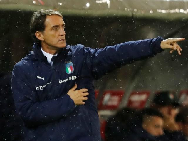 Carton plein et record pour Mancini et l'Italie !