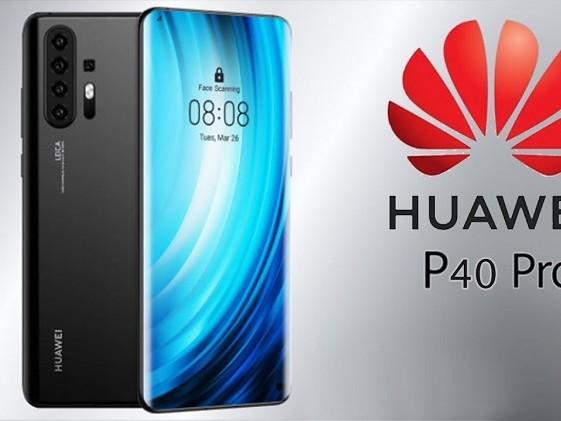 Huawei P40 : Le cliché promotionnel est sorti