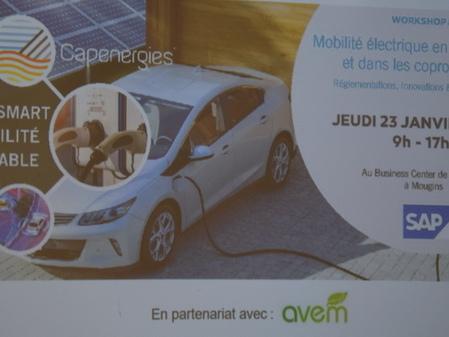 Réflexions et solutions pour la mobilité électrique en entreprises et dans les copropriétés