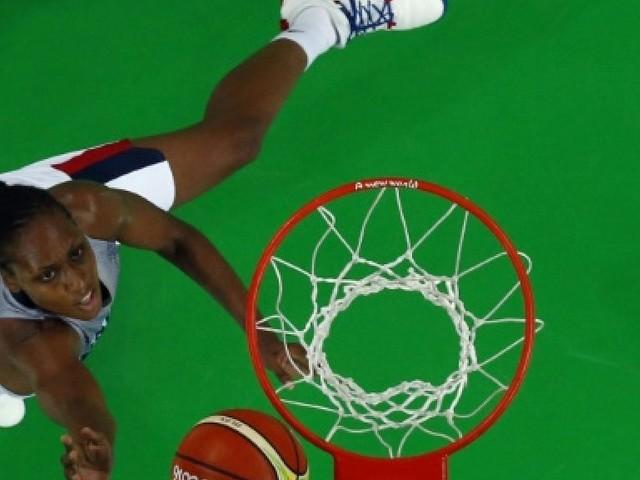 Basket: Sandrine Gruda de retour en Ligue féminine, à Lyon, 10 ans après