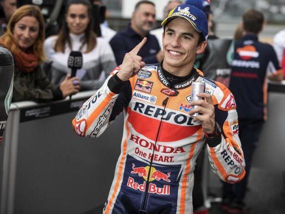 Moto - MotoGP - JAP - Marc Marquez : « M'amuser sur la piste »