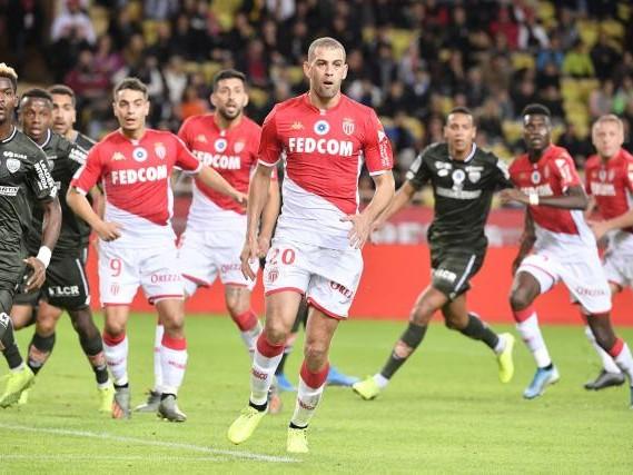 Foot - L1 - Monaco - Ligue1: Monaco sans Islam Slimani ni Benjamin Heinrichs, suspendus