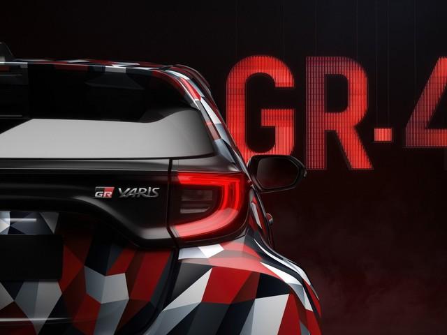 La Toyota GR Yaris arrivera le 17 novembre
