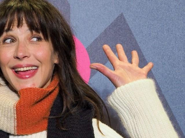 Sophie Marceau fait son grand retour sur Instagram... pour son fils Vincent