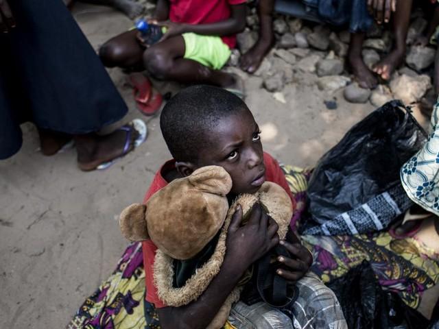 RDC: l'Unicef essaye de redonner de l'espoir aux enfants du Kasaï