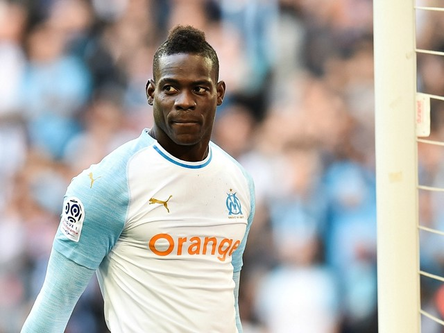 Mercato OM: Balotelli en contact avec Parme
