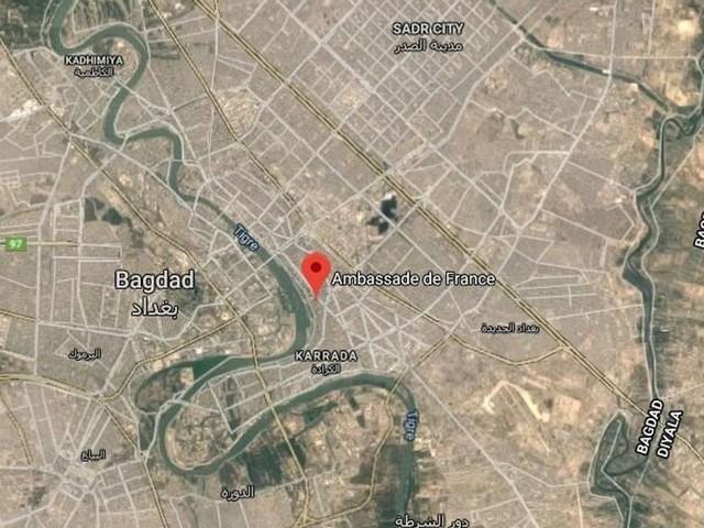 SOS Chrétiens d'Orient annonce la disparition à Bagdad de 4 collaborateurs