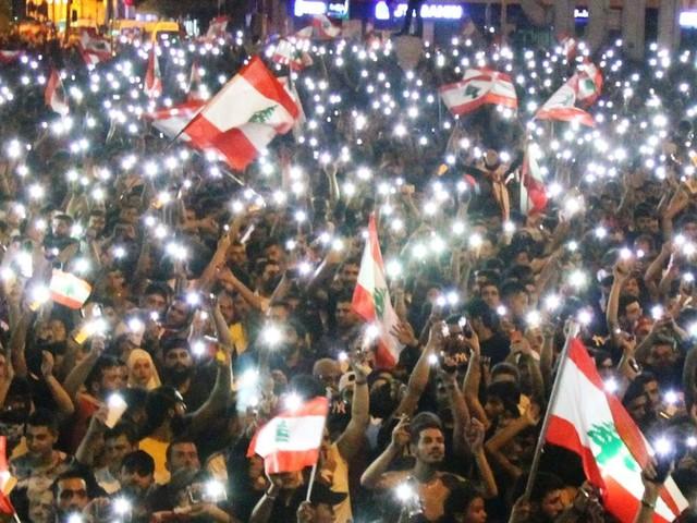 Nouvelle journée de mobilisation au Liban