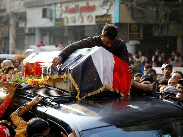 Irak: plusieurs assassinats de militants de la contestation non élucidés