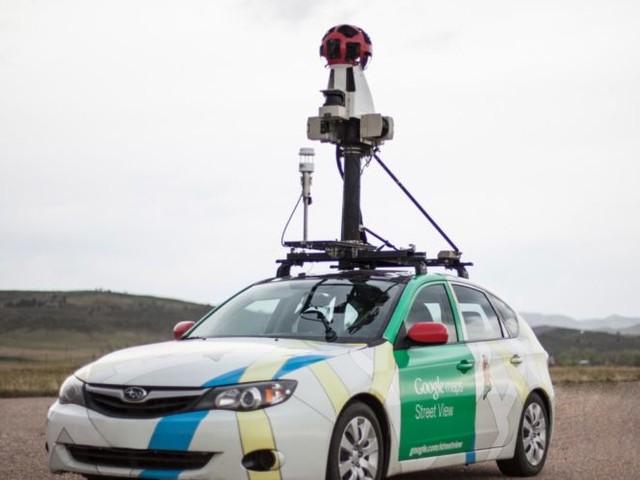 Les voitures Street View de Google ont parcouru 16 millions de kilomètres à ce jour