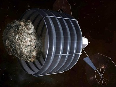 La NASA n'ira finalement pas capturer un astéroïde pour le ramener près de la Terre