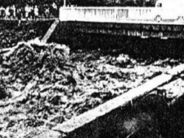Janvier 1980. Le «cyclone la pluie» par excellence : Souvenons nous de Hyacinthe !