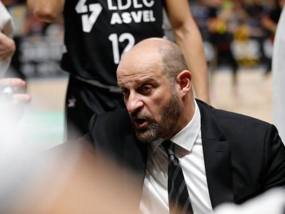 Basket - Euroligue - Zvezdan Mitrovic (Asvel): «Heureux du coeur montré par mes joueurs»
