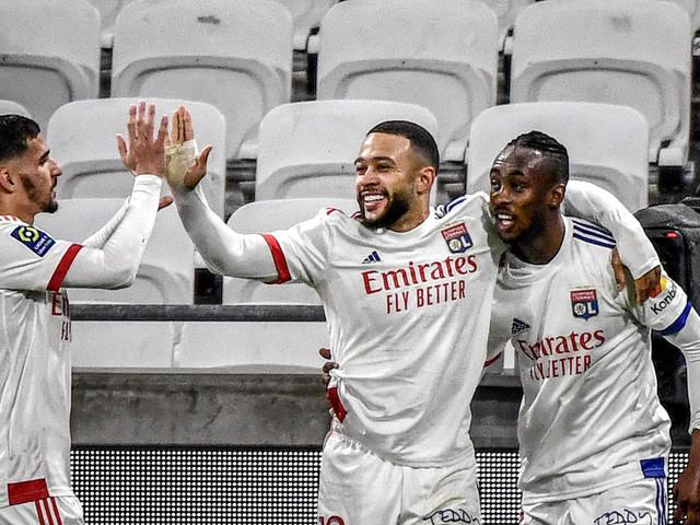 L1: Lyon finit 2020 en tête devant Lille et Paris, Nîmes dernier