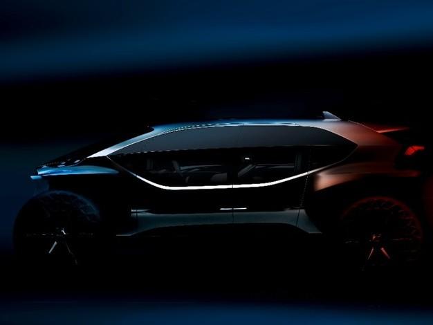 Salon de Francfort 2019 : Audi annonce un concept de tout-terrain électrique