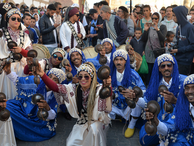 Festival Gnaoua: Une 20e édition toujours dans le vent