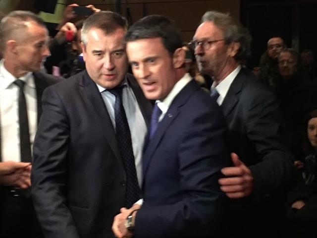 Valls et sa chanson de campagne