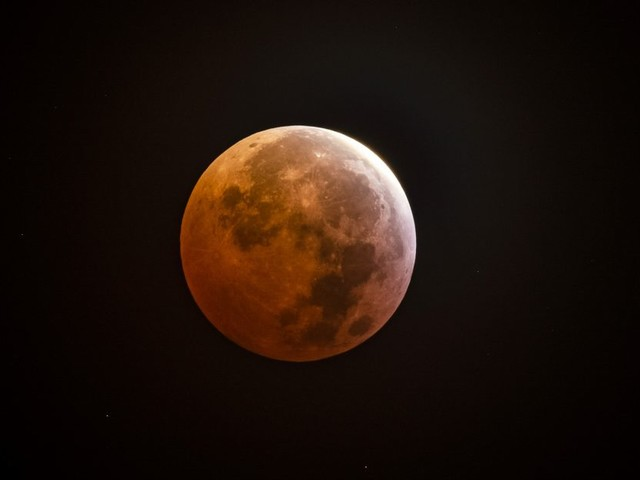 Une vidéo et des photos pour revivre l'éclipse de Lune