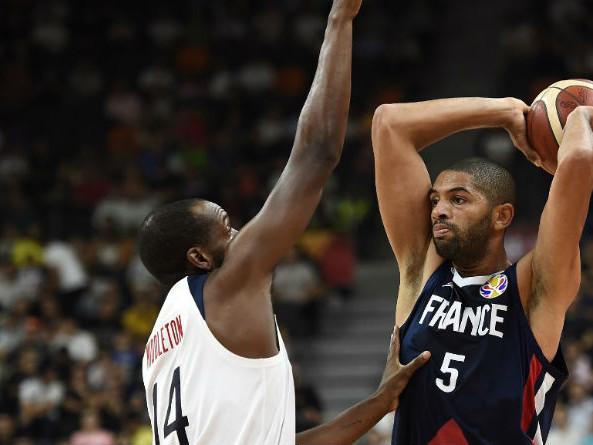 Ils l'ont fait : les Bleus battent la team USA en quart de finale de la coupe du monde de basket