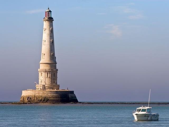 Patrimoine : le phare de Cordouan sacré par l'Unesco