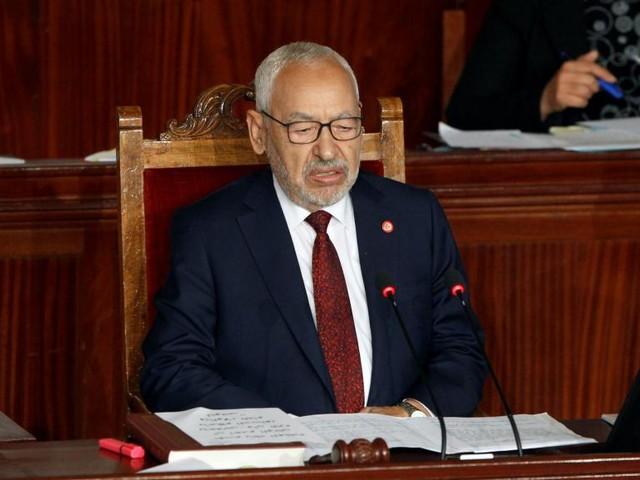 L'opposant islamiste Rached Ghannouchi élu président du Parlement tunisien