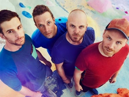 Coldplay : documentaire + nouvel album live