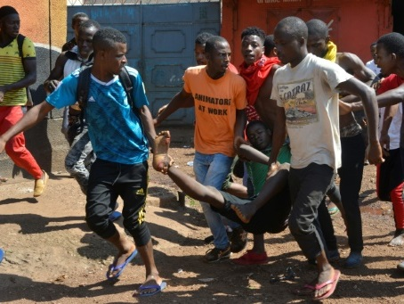 """Guinée: les voyants """"au rouge"""" pour les droits humains, dit Amnesty"""