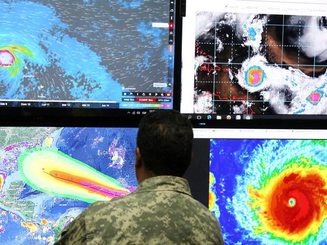 Ouragans Harvey, Irma, Jose... la faute au réchauffement climatique ? C'est plus compliqué que ça...