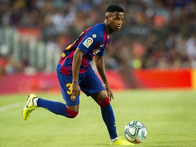 Barça – Fati raconte ses débuts avec l'Espagne
