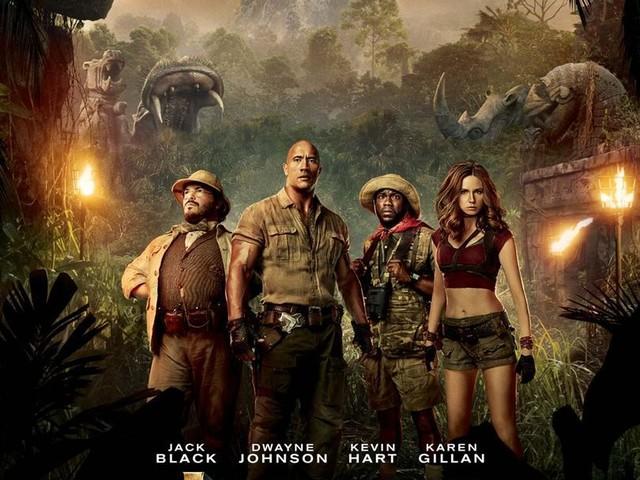 Jumanji : Bienvenue dans la jungle – Jake Kasdan- Avis+