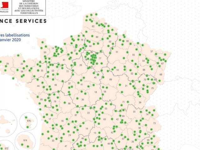 """Y aura-t-il une maison """"France Services"""" près de chez vous?"""