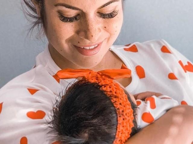 Carla Moreau (LMvsMonde4) maman de Ruby Guedj, elle se confie pour la première fois sur son accouchement difficile (VIDÉO)