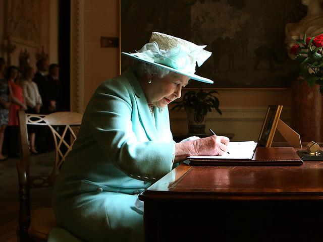 Ce que contient le mystérieux message privé envoyé par la reine à Joe Biden
