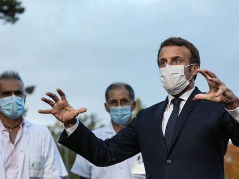 """DIRECT. Covid en France: l'armée en soutien? Crainte d'un """"crash"""" dans les hôpitaux"""