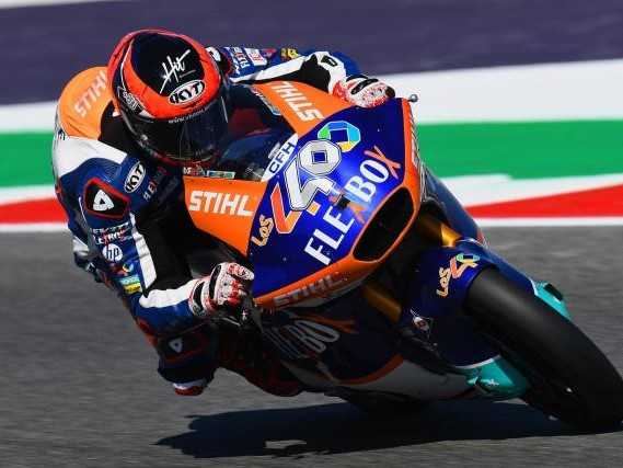 Moto - Moto2 - SMR - Grand Prix de Saint-Marin : Augusto Fernandez victorieux en Moto2