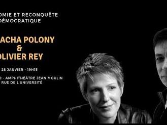 Natacha Polony et Olivier Rey : Combattre l'oligarchie