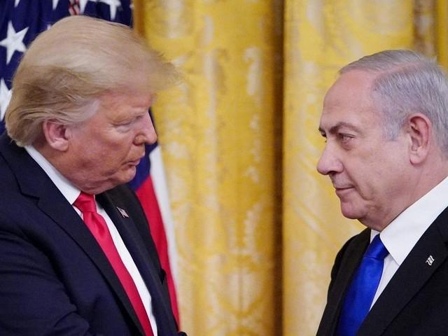 Donald Trump dévoile un plan de paix au Proche-Orient très favorable à Israël