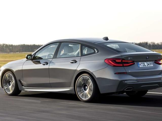 Des nouveautés pour la BMW Série 6 Gran Turismo (2020)